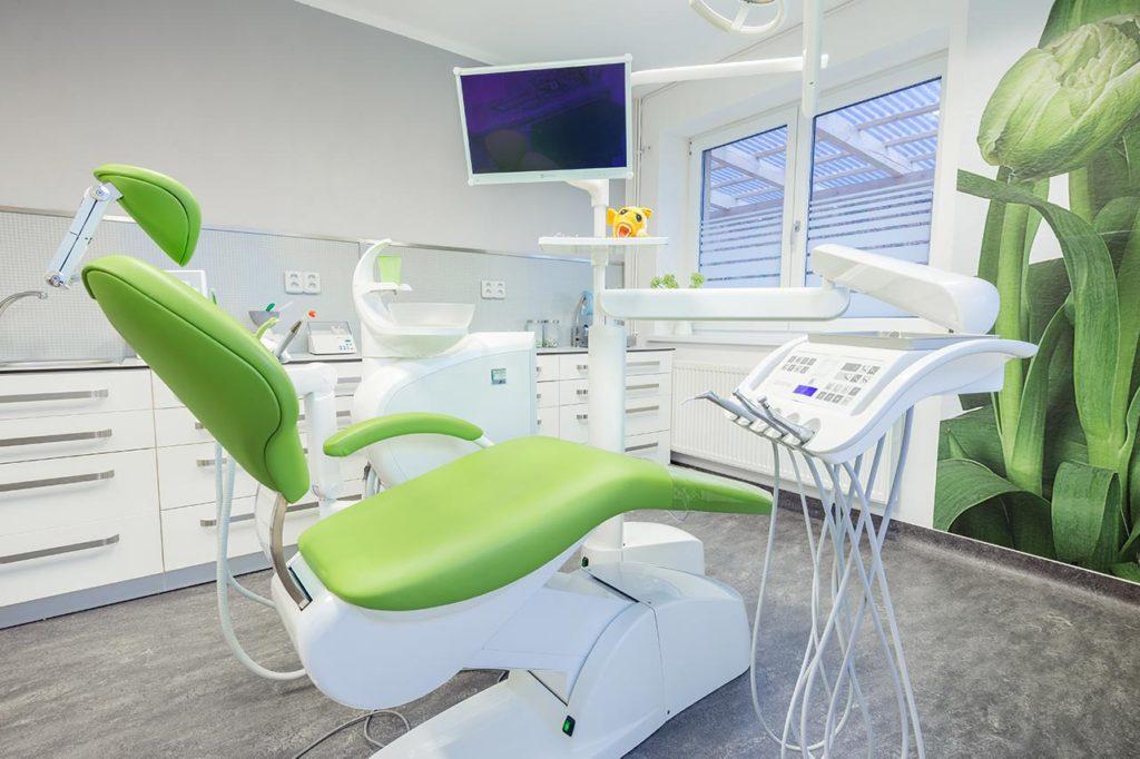 Zubní ordinace - křeslo