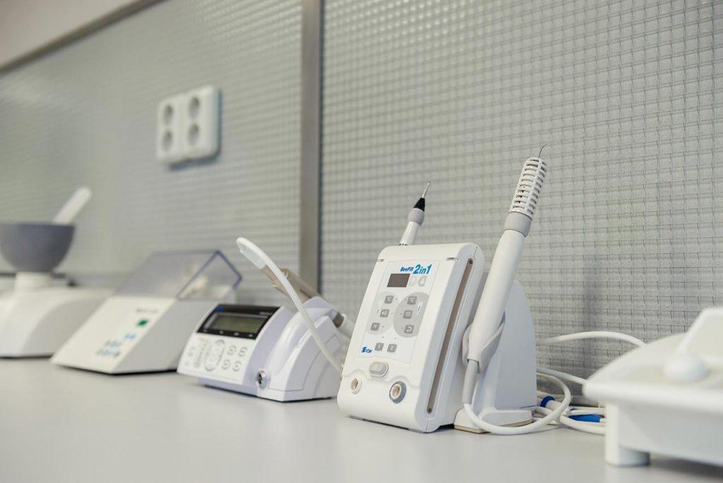 Zubní ordinace - vybavení